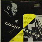 COUNT BASIE Count Basie and his Orchestra Album Cover
