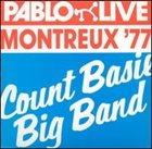 COUNT BASIE Count Basie Jam / Montreux '77 album cover