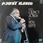 COUNT BASIE Count Basie Plays Quincy Jones & Neal Hefti album cover