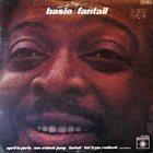 COUNT BASIE Fantail album cover