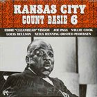 COUNT BASIE Kansas City 6 album cover