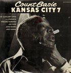 COUNT BASIE Kansas City 7 album cover