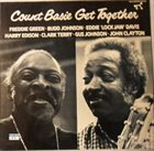 COUNT BASIE Kansas City 8: Get Together album cover