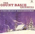 COUNT BASIE ORCHESTRA A Very Swingin' Basie Christmas! album cover