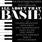 COUNT BASIE ORCHESTRA The Count Basie Orchestra & Scotty Barnhart : All About That Basie album cover