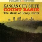 COUNT BASIE Plays Benny Carter - Kansas City Suite album cover