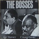 COUNT BASIE The Bosses album cover