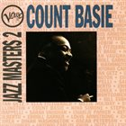 COUNT BASIE Verve Jazz Masters 2 album cover