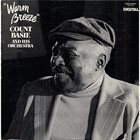 COUNT BASIE Warm Breeze album cover