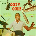 COZY COLE The Drummer Man with the Big Beat album cover