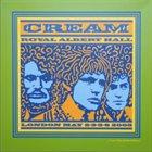 CREAM Cream – Royal Albert Hall London: May 2-3-5-6, 2005 album cover