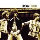 CREAM Cream Gold album cover