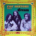 CREAM Pop History, Vol. 1 album cover