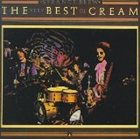 CREAM Strange Brew: The Very Best of Cream album cover