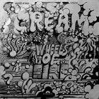 CREAM — Wheels of Fire album cover