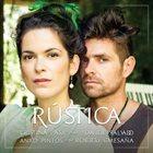 CRISTINA PATO Cristina Pato - Davíde Salvado - Anxo Pintos - Roberto Comesaña : Rústica album cover