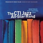 CTI ALL-STARS Montreux Jazz Festival 2009 album cover
