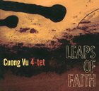 CUONG VU Cuong Vu 4-tet ‎: Leaps Of Faith album cover