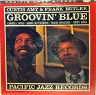 CURTIS AMY Curtis Amy & Frank Butler : Groovin' Blue album cover