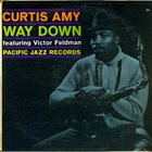 CURTIS AMY Curtis Amy Featuring Victor Feldman : Way Down album cover