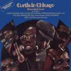 CURTIS MAYFIELD Curtis in Chicago album cover