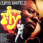 CURTIS MAYFIELD Superfly Album Cover