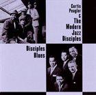 CURTIS PEAGLER Disciples Blues album cover