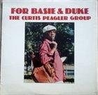CURTIS PEAGLER For Basie & Duke album cover