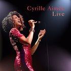 CYRILLE AIMÉE Live album cover