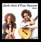 CYRILLE AIMÉE Smile (with Diego Figueiredo) album cover