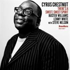 CYRUS CHESTNUT There's A Sweet, Sweet Spirit album cover