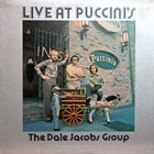 DALE JACOBS Live At Puccini's album cover