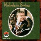 DAN BARRETT Melody In Swing album cover