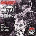 DAN BARRETT Reunion With Al album cover