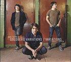 DAN TEPFER Bach : Goldberg Variations album cover