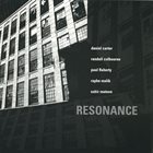 DANIEL CARTER Daniel Carter / Randall Colbourne / Paul Flaherty / Raphe Malik / Sabir Mateen ‎: Resonance album cover