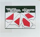 DANIEL CARTER Daniel Carter, Watson Jennison, William Parker, Federico Ughi : Vol. 3 Rochester Live! album cover