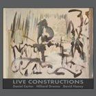 DANIEL CARTER Live Constructions album cover