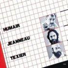DANIEL HUMAIR Humair,  Jeanneau, Texier album cover