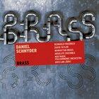 DANIEL SCHNYDER Brass album cover