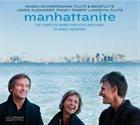 DANIEL SCHNYDER Manhattanite album cover
