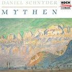 DANIEL SCHNYDER Mythen album cover