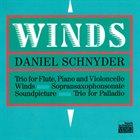 DANIEL SCHNYDER Winds album cover