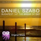 DANIEL SZABO Budapest / At The Break Of Day album cover
