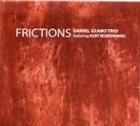 DANIEL SZABO Frictions (featuring Kurt Rosenwinkel) album cover
