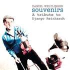 DANIEL WELTLINGER Souvenirs album cover