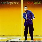 DANILO PÉREZ PanaMonk album cover