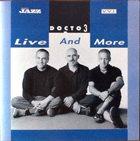 DANILO REA Doctor 3 : Live And More album cover