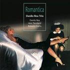 DANILO REA / DOCTOR 3 Romantica album cover