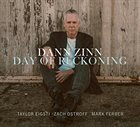 DANN ZINN Day Of Reckoning album cover